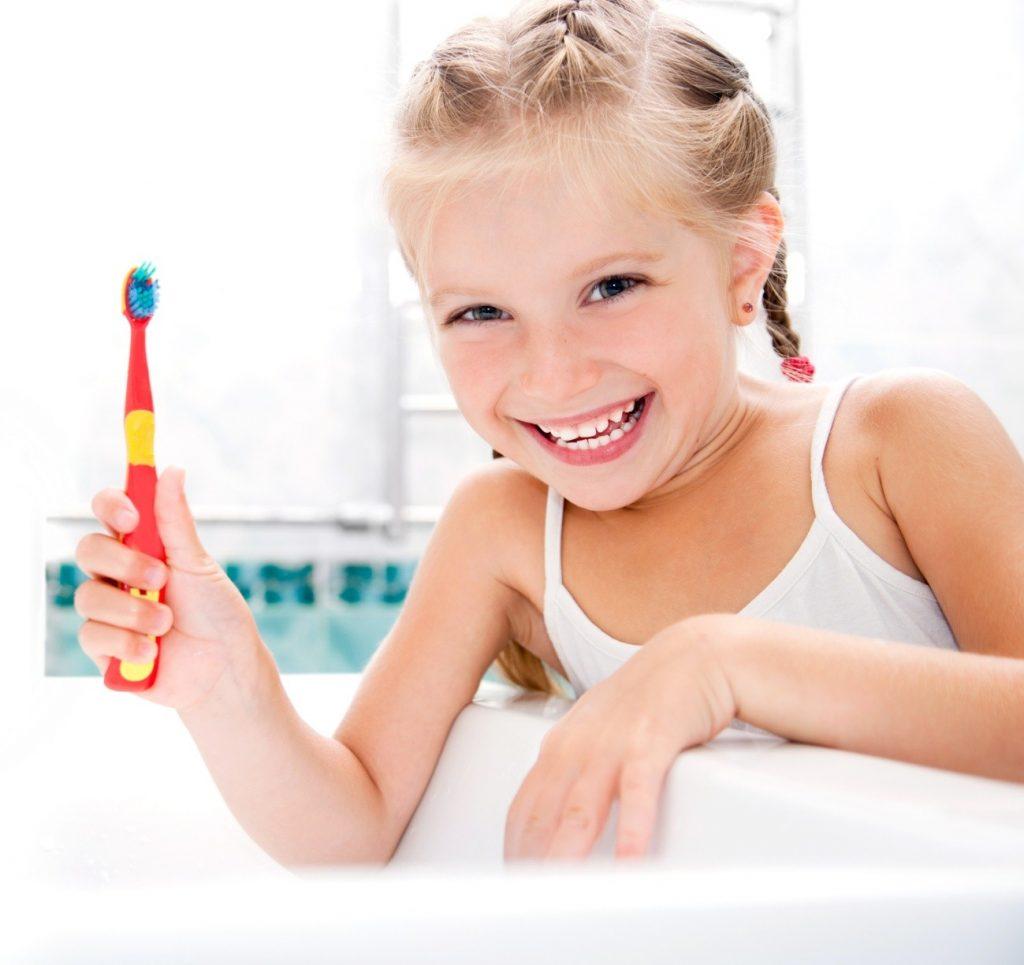 Odontología infantil.