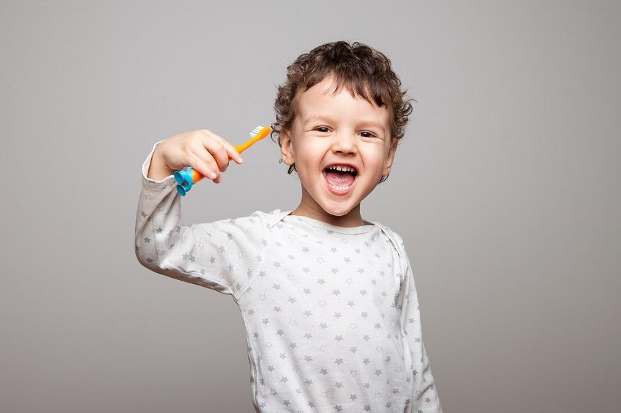 caída dientes de leche