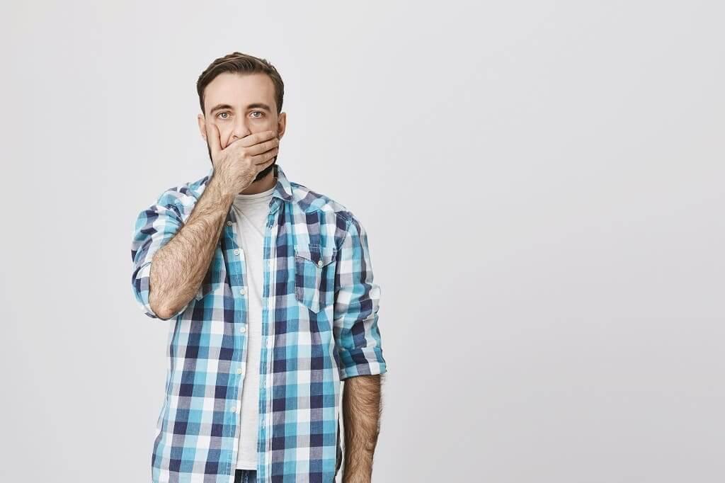 La halitosis como síntoma de una deficiente salud bucodental